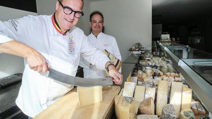 Wereldkampioen 'kaas' opent winkel op Groentenmarkt