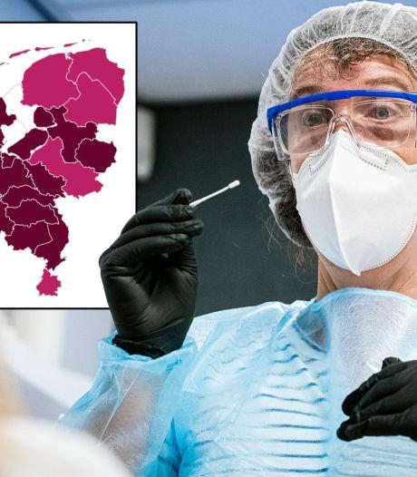Risiconiveau in de regio's IJsselland en Flevoland voor het eerst opgeschaald naar 'zeer ernstig'