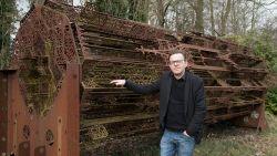 """Kunstenaar Wim Delvoye neemt deel aan wedstrijd om toren Notre-Dame opnieuw op te bouwen: """"Ben al twintig jaar met gotiek bezig, dus ik maak een goeie kans"""""""
