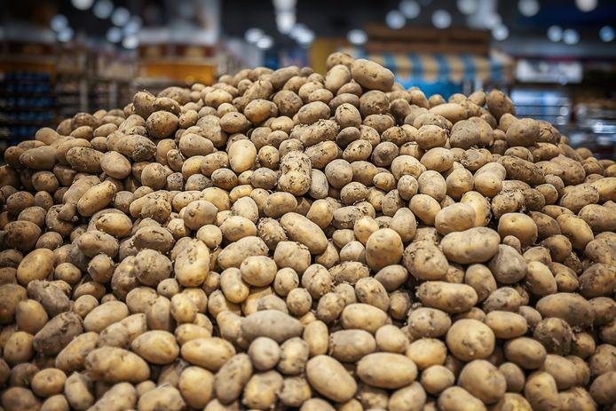 Aardappelen.