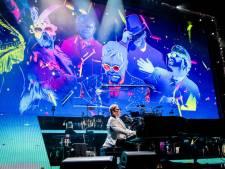 Elton John keek dood in de ogen
