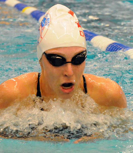 Marjolein Delno uitgeschakeld op WK zwemmen
