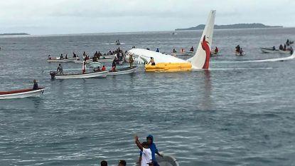 Passagiersvliegtuig belandt in zee voor de kust van Micronesië: acht gewonden