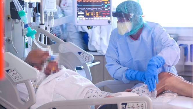 OVERZICHT. Nooit eerder zoveel coronapatiënten in Belgische ziekenhuizen, gisteren recordaantal patiënten opgenomen