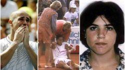 Drugsverslaafd, aanval met mes of dievegge: de 5 grootste comebacks in het tennis