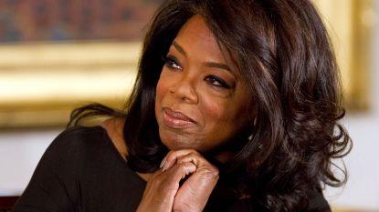 Huis van Oprah is beschadigd na modderstroom