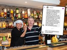 Restauranteigenaar Herman (62) krijgt dubieus financieel voorstel en waarschuwt collega's: 'Het is pure oplichting'