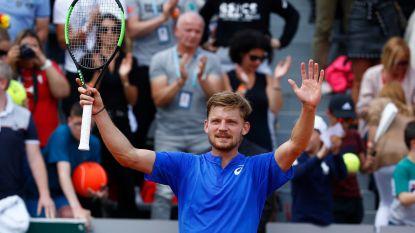 Goffin klaart de klus tegen Kecmanovic in drie sets, uitkijken naar volgende ronde tegen Nadal