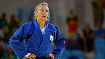 Charline Van Snick pakt brons op Masters, als tweede Belgische vrouw ooit