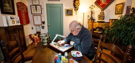 BinnensteBuiten op bezoek bij pastoor in Hasselt: 'De zolder is de mooiste kamer van mijn hele huis'