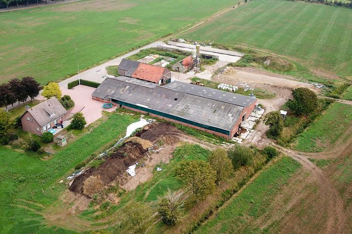 boerderij aan de Slobeendweg