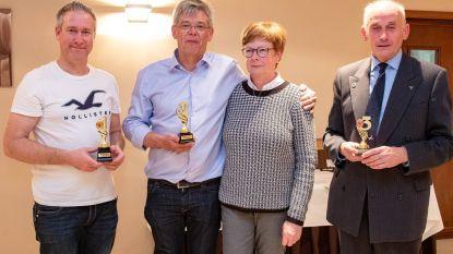 Bart Huygen wint beker Marc Ruymen
