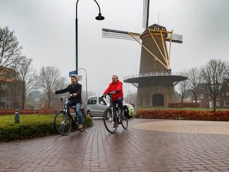 Etten-Leur grijpt naast titel fietsstad 2018