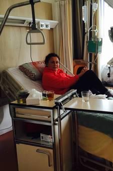 Cristel uit Holten ten einde raad: 'Help, ik heb een nier nodig!'