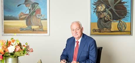Burgemeester Van Dijk neemt afscheid van Barneveld