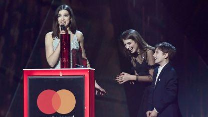 Dua Lipa en Stormzy grote winnaars bij Brit Awards