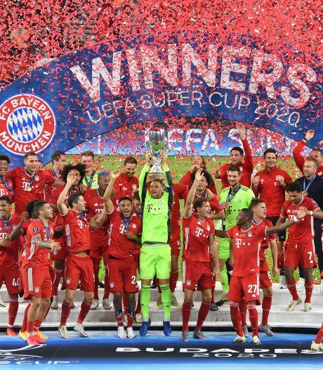 Bayern München moet tegen Sevilla diep gaan voor Europese Supercup