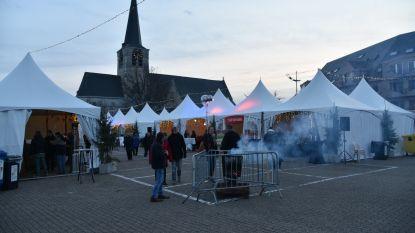 'Warme' kerstmarkt groot succes