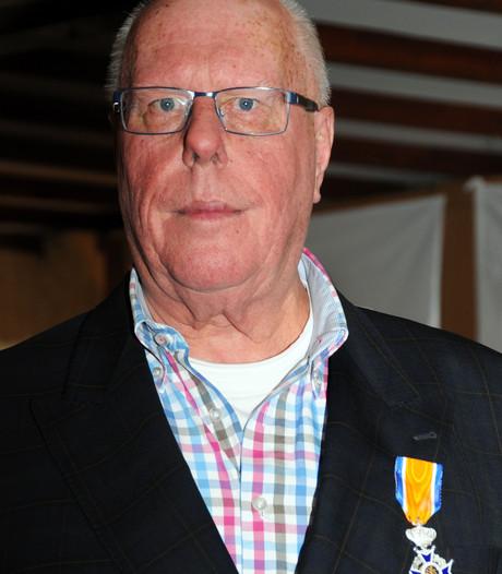 Joop Wesseling uit Gestel benoemd tot Ridder