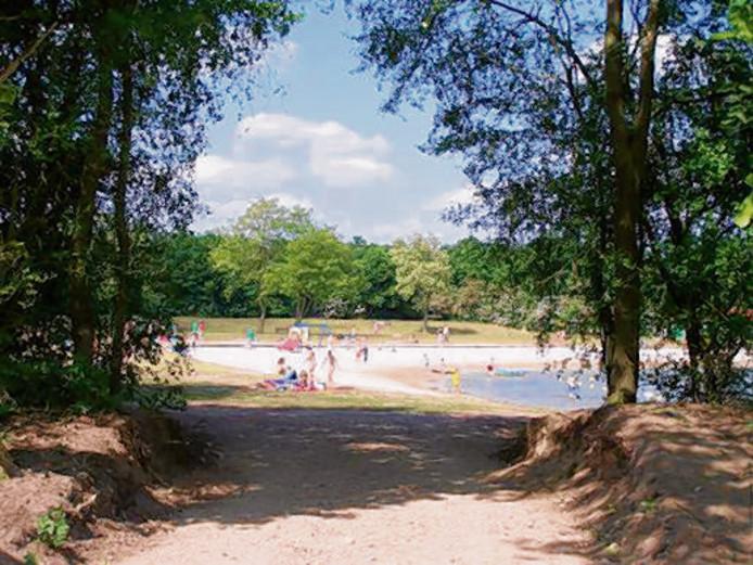 Het Rutbeek in Enschede