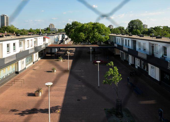 Zuiderpassage anno 2019 is uitgestorven.
