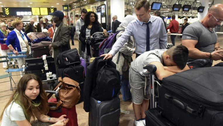 Afgelopen woensdag werden 144 vluchten van en naar Brussels Airport afgelast.