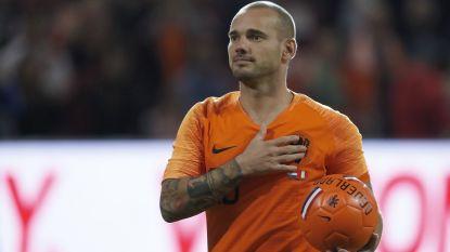 Soldaat van Oranje: onze columnist zwaait recordinternational Wesley Sneijder uit