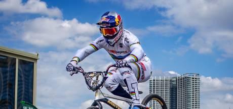 Zware blessure BMX'er Van Gendt, Olympische Spelen worden race tegen klok