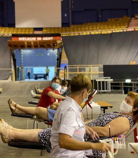 Rode Kruis smeekt om (studenten)bloed en organiseert inzameling in zaal UFO