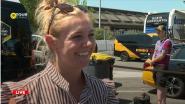 """Bij eerste ritwinst afwezig, maar Sarah De Bie is er nu wél bij: """"Hij mocht enkel winnen als ik erbij was"""""""