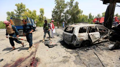 Zeker tien doden bij zelfmoordaanslag in Afghanistan