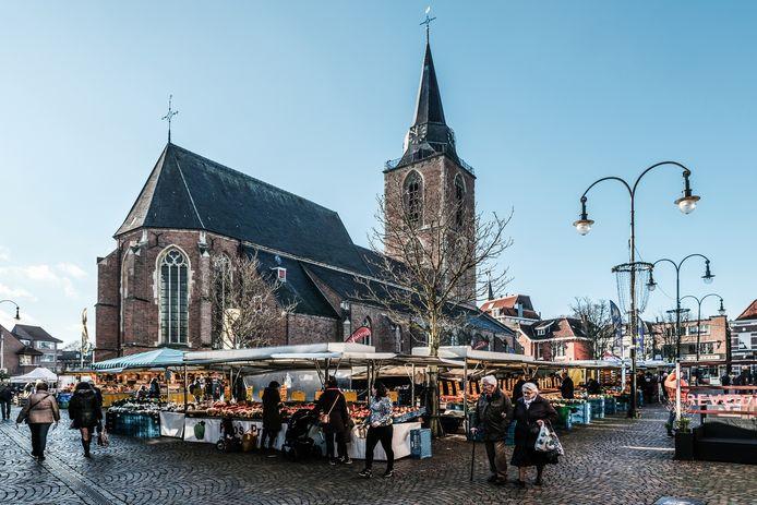 De Markt in Winterswijk