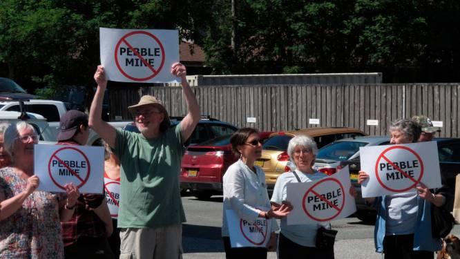 Geen vergunning voor omstreden mijnbouwproject in Alaska