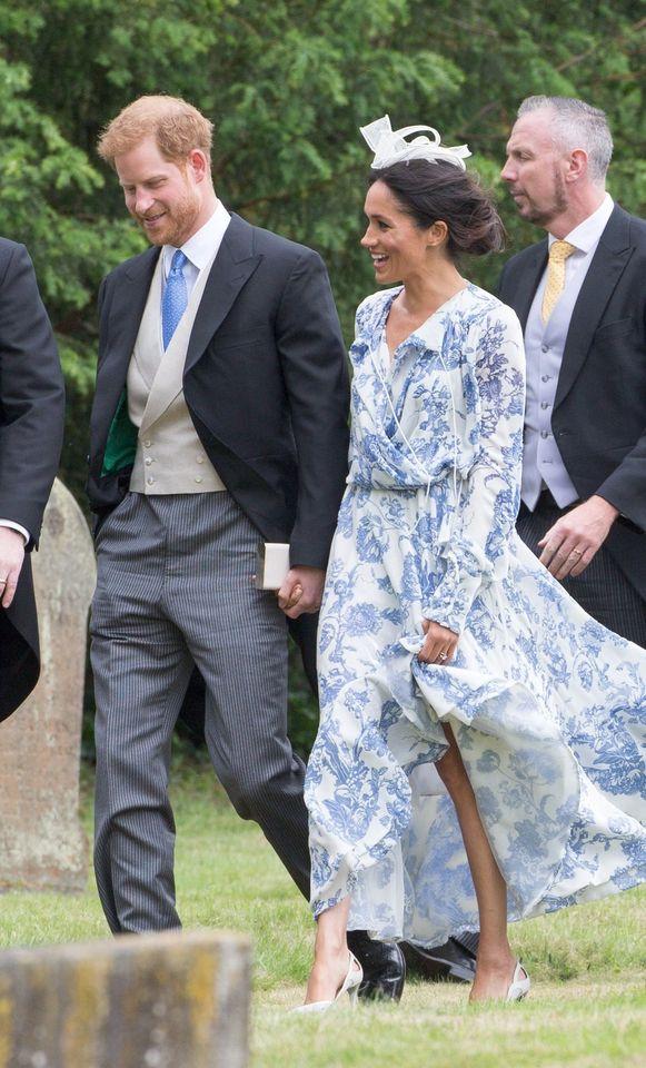 Meghan Markle en Prince Harry