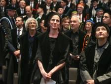 UGent overhandigt eredoctoraat aan Krista Bracke