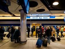 Twee uur geen treinen tussen Amsterdam-Zuid en Schiphol