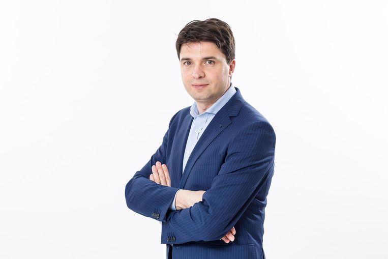 Financieel expert Michaël Van Droogenbroeck.