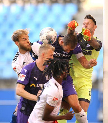 Arminia Bielefeld voor het eerst sinds 2009 naar de Bundesliga door misstap HSV