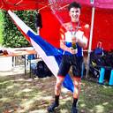 Mick van Dijke werd onlangs Nederlands kampioen bij de beloften.