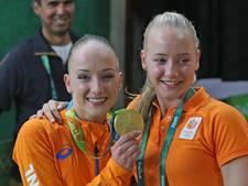 Sanne Wevers zonder tweelingzus naar EK turnen