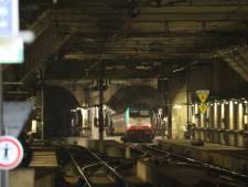Treinverkeer in Antwerpen weer normaal na rook aan locomotief