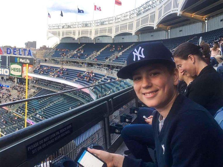 Een goed voorbereide trip is een honkbalwedstrijd in The Bronx. Beeld Corinne van Duin