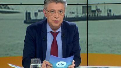ATV-presentator Karl Apers komt op voor sp.a in Antwerpen