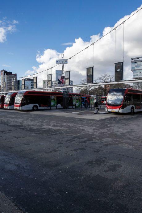 Bus en trein zijn klaar voor nieuwe coronaregels vanaf maandag