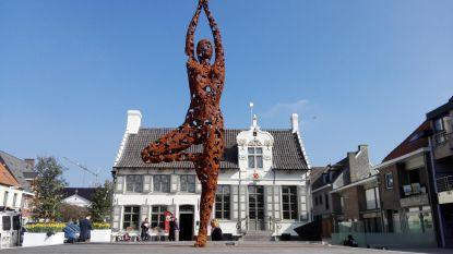 Kunstwerk Balance keert terug naar markt