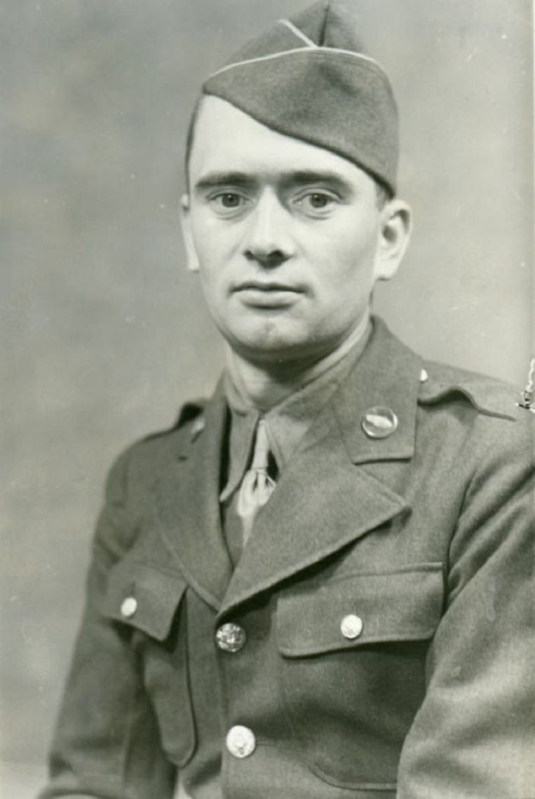 Familiefoto van Lawrence Gordon. Beeld La Crosse Tribune