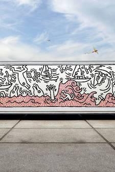 Miljoenencontainer Keith Haring  verkocht na veiling