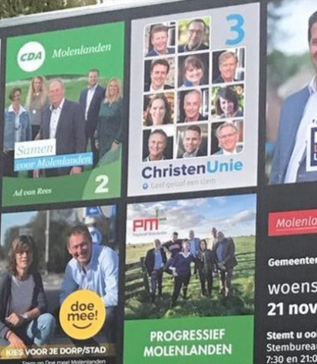 Kritiek op to-dolijst van Molenlanden: 'Hiermee maken we geen meters'