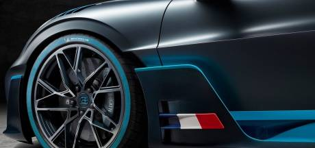 Van deze 1.500 pk sterke Bugatti Divo komt er één naar Nederland