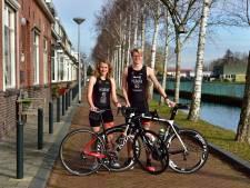 Boskoopse broer en zus dromen van Spelen en Ironman Hawaï